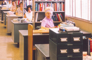 Catalogers in the 1960s