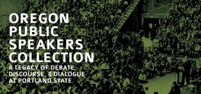 Oregon public speakers