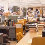 Vintage Library Workspace