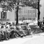 Vintage Park Blocks Lounging