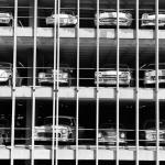Vintage Parking Garage