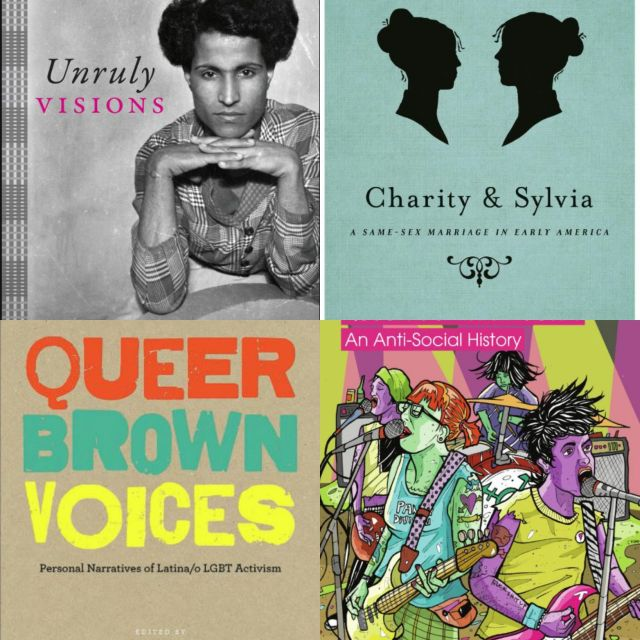 june book covers for pride month