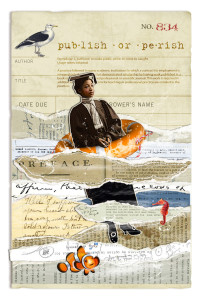 Art collage by hogret via DeviantArt