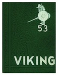 Cover of the Viking, 1952-53.