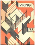 Cover of 1955 Viking.