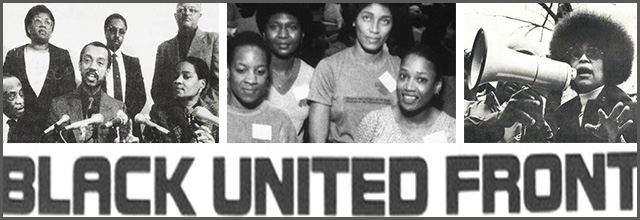 images from black united front collection