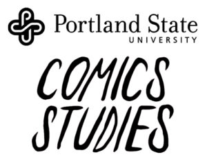 PSU Comics Studies logo