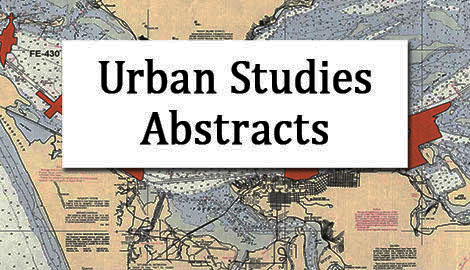 Urban Studies Abstracts