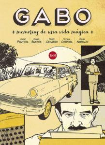 Cover of Gabo : memorias de una vida mágica