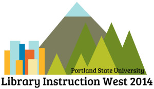 Library Instruction West 2014 conference logo