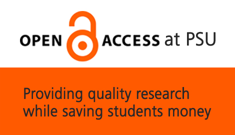 Open access at PSU providing quality research while savings students money