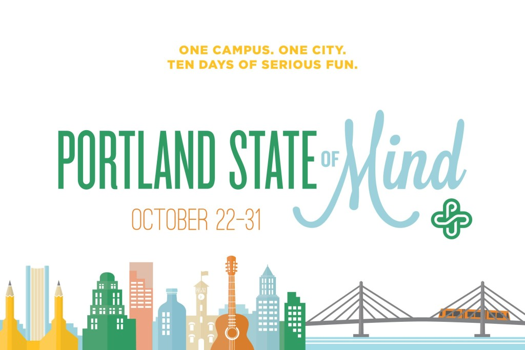 graphic for Portland State of Mind