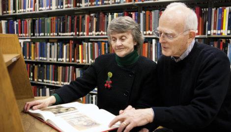 Robin & Robert Holmes bring fine arts within reach.