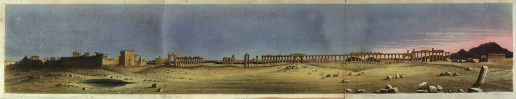 ruins at Tadmor