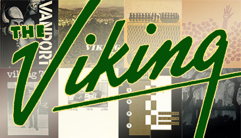Slider image the Portland State Viking yearbook