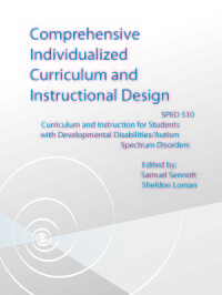 Cover of Comprehensive Individualized Curriculum and Instructional Design