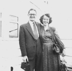 Ken and Elsie Butler