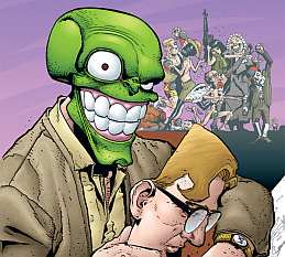 The Mask® © 2009 Dark Horse Comics, Inc. All rights reserved.