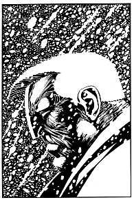 Marv, Sin City Comic